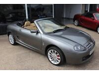 TROPHY CARS MGF MGTF 160,STUNNING INTERIOR,LOW MILEAGE,NEW HEADGASKET,WARRANTY