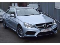 2014 Mercedes-Benz E Class E250 Coupe 2.1CDi 204 SS AMG Line 7GT+ Diesel silver