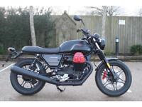 MOTO GUZZI V7 III CARBON DARK - LIMITED EDITION V7III EURO 4 CARBON DARK