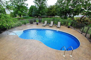 Pool Opening, Liners, Equipment & More
