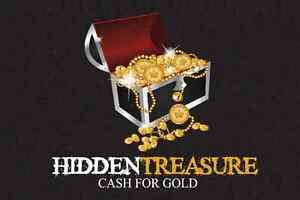 NEED CASH?  HIDDEN TREASURE CASH FOR GOLD & ESTATE JEWELRY