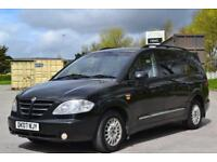 2007 Ssangyong Rodius 2.7 TD SX T-Tronic 5dr