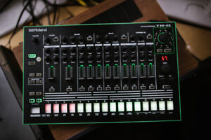 Roland TR-8 (with expansion pack)