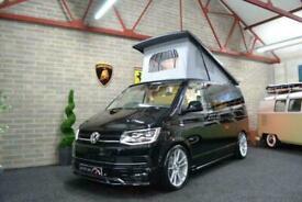 Volkswagen Transporter T6 t5 TDI 150 DSG AURORA EXCLUSIVE EDT H/LINE CAMPERVAN 4
