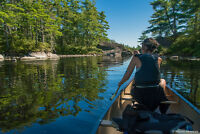 Canoe Guide / Guest Services