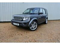 2014 14 LAND ROVER DISCOVERY 3.0 SDV6 GS 5D AUTO 255 BHP DIESEL