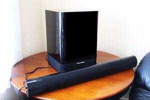 Harman Kardon SB 16 Soundbar & Subwoofer Speaker Stereo System