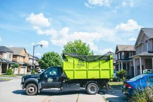 Bin Rentals ! cheap rates for all wood loads (decks and fences)