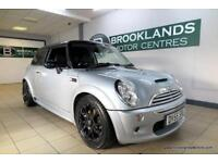MINI Cooper S 1.6I 16V COOPER S [6X SERVICES and FULL LEATHER]