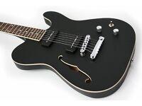 Lindo semi acoustic guitar