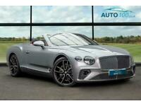 2019 Bentley Continental 6.0 W12 GTC Auto 4WD 2dr