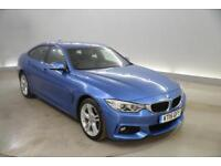 BMW 4 Series Gran Coupe 420d [190] xDrive M Sport 5dr Auto [Prof Media]