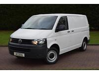 Volkswagen Transporter 2.0 TDi 140 ps 6 speed with air con