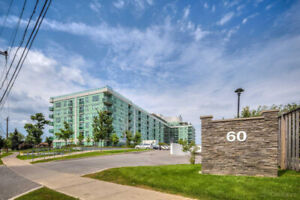 BEAUTIFUL 2 BEDROOM CONDO WITH PARKING