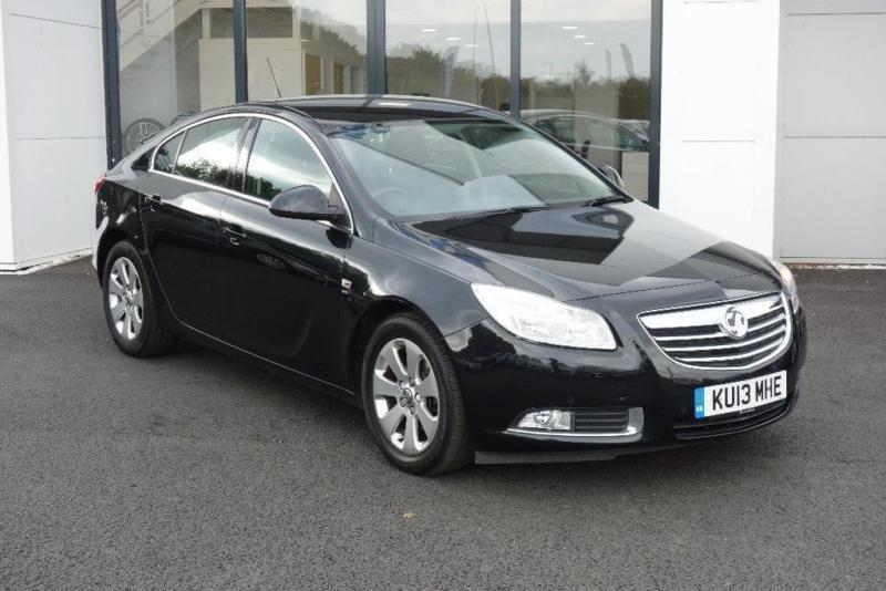 2013 Vauxhall Insignia 2.0 CDTi ecoFLEX Tech Line 5dr (start/stop)