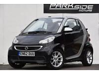 2013 Smart Fortwo 1.0 MHD Passion Cabriolet Softouch 2dr