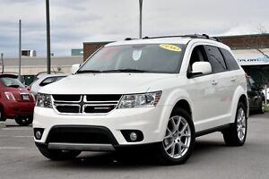 2016 Dodge Journey, LIMITED NEUF+ HITCH + +7PASSAGERS