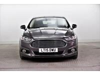 2015 Ford Mondeo TITANIUM TDCI Diesel grey Manual