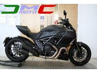 2016 Ducati Diavel Only 372 Miles 1 Private Owner