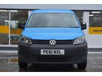 2011 61 Volkswagen Caddy Maxi 1.6TDI GOOD AND BAD CREDIT CAR FINANCE AVAILABLE