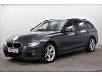 2014 BMW 3 Series 320D XDRIVE M SPORT TOURING Diesel grey Manual