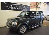 2009 59 LAND ROVER DISCOVERY 4 3.0 4 TDV6 GS 5D AUTO 245 BHP DIESEL