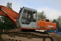 Hitachi EX200 - 1, EX270, EX300-1 & EX400-1 Wanted