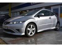 GOOD CREDIT CAR FINANCE AVAILABLE 2009 59 HONDA CIVIC 1.8i-VTEC TYPE S