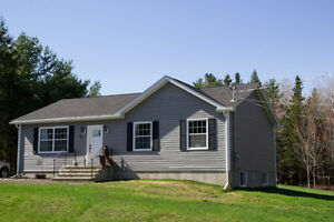 Well cared for home near CFB Gagetown and Oromocto NB