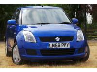 2008 Suzuki Swift 1.3 GL 5dr