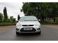 Ford Focus 1.6TDCi 110 2008 Road Tax £30 year