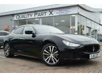 2016 Maserati Ghibli 3.0 TD V6 (s/s) 4dr (EU5) Auto Saloon Diesel Automatic