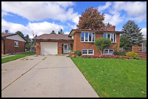 Larger Then it looks, family home in Strathroy