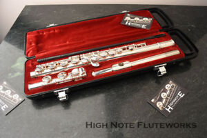 Yamaha 225S Flute - Serviced - All New Pads - Read To Play!