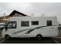 NiesmannBischoff Arto 4 Berth Motorhome for sale