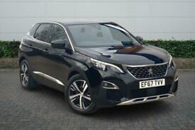 image for 2018 Peugeot 3008 Suv 1.6 HDI 120 GT Line Eat8 S/s Auto Hatchback Diesel Automat