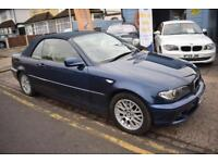 2003 03 BMW 318i Ci CONVERTIBLE FACE LIFT MODEL PRICED TO CLEAR