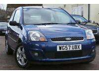 2007 Ford Fiesta 1.25 Zetec Climate 3dr