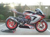 MV AGUSTA F3 800 RC WITH SP PROJECT KIT 2020 F3800 REPARTO CORSE SC PROJECT 20MY
