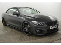 2015 BMW 4 Series 435D XDRIVE M SPORT Diesel grey Automatic