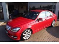 Mercedes C220 CDI BLUEEFFICIENCY SPORT. FINANCE SPECIALISTS