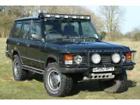 Range Rover 2.5 VM Turbo Diesel