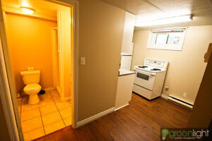 Bachelor Basement Apartment for rent EVERYTHING included