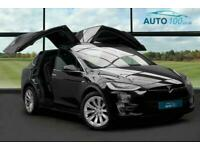 2017 Tesla Model X 75D Dual Motor Auto 4WDE 5dr