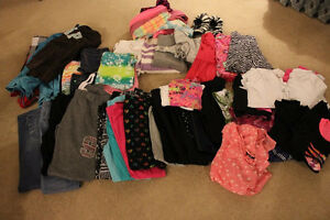54 lot of girls clothes size 14-16