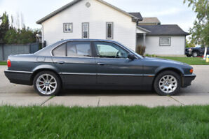 BMW 740 i for sale