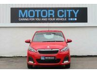 2015 Peugeot 108 ACTIVE Hatchback Petrol Manual