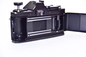 Olympus OM 2S Program As Is body for parts NOT WORKING