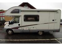Swift Sundance 590RS 5 Berth Motorhome for sale