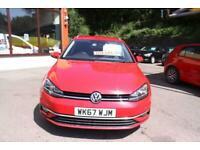 2017 Volkswagen Golf GT TDI BLUEMOTION TECHNOLOGY Estate Diesel Manual
